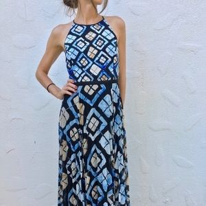 EUC Anthropologie Sachin + Babi Marisol Maxi Dress